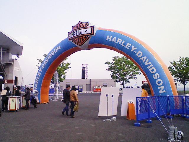 ハーレーのイベント情報!年間通して楽しいイベントが満載