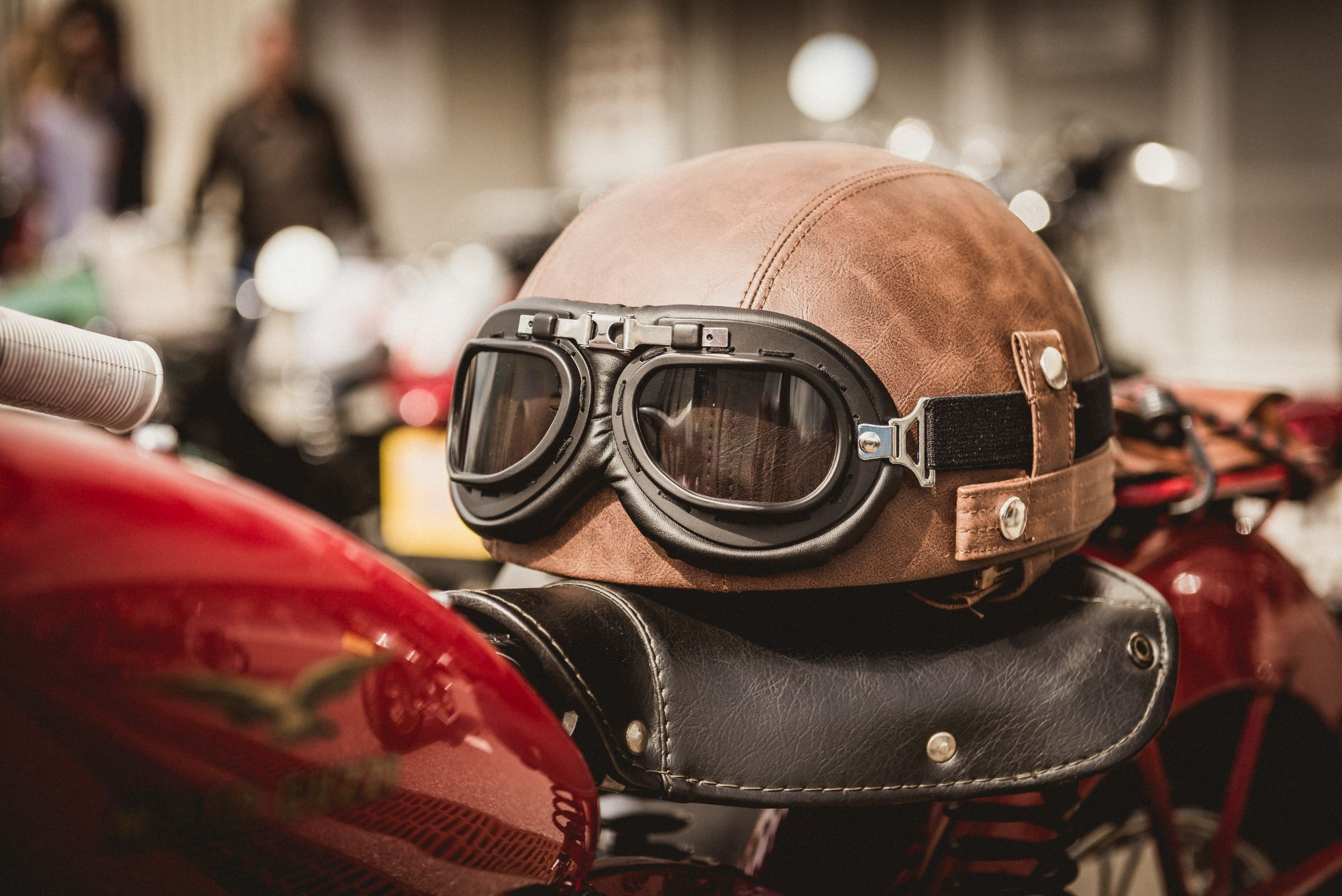 ハーレー乗りにおすすめのヘルメット特集